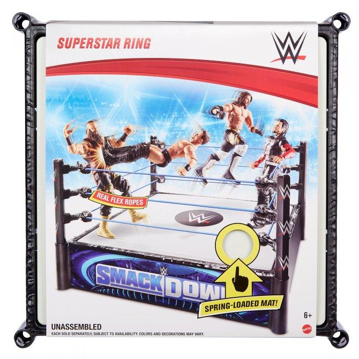 WWE Mattel Smackdown Superstar Ring