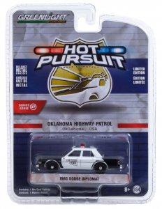 Greenlight Hot Pursuit Serie 37 1985 Dodge Diplomat 1:64