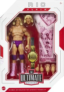 WWE Mattel Ultimate Edition Nature Boy Ric Flair