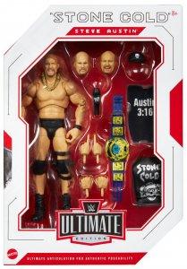 WWE Mattel Ultimate Edition Stone Cold Steve Austin