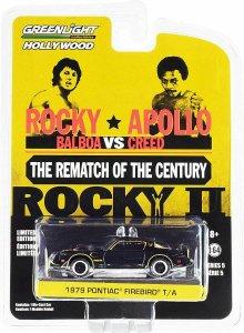 Greenlight Rocky 2 1979 Pontiac Firebird Trans Am 1:64