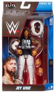 WWE Mattel Elite Serie 90 Jey Uso