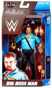 WWE Mattel Elite Serie 90 Big Boss Man