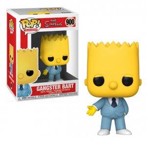 Funko Pop Vinyl Figur The Simpsons Gangster Bart