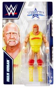 WWE Mattel Basic Wrestlemania 38 Hulk Hogan