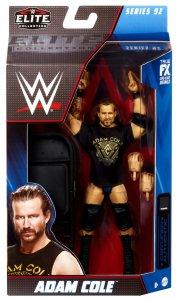 WWE Mattel Elite Serie 92 Adam Cole