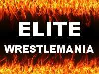 Elite Wrestlemania Serie Figuren