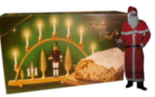 Weihnachtsartikel - Stollentüten - Stollenkartons