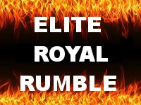 WWE Mattel Elite Royal Rumble