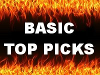 WWE Mattel Basic Top Picks